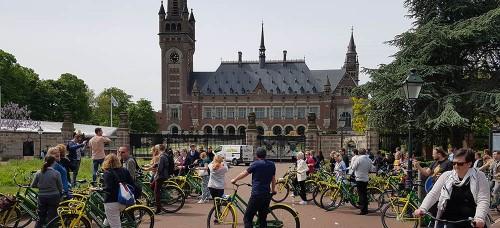Fiets en tandemtochten door Den Haag, Kijkduin en Scheveningen