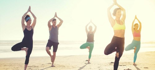 yoga en mindfullness